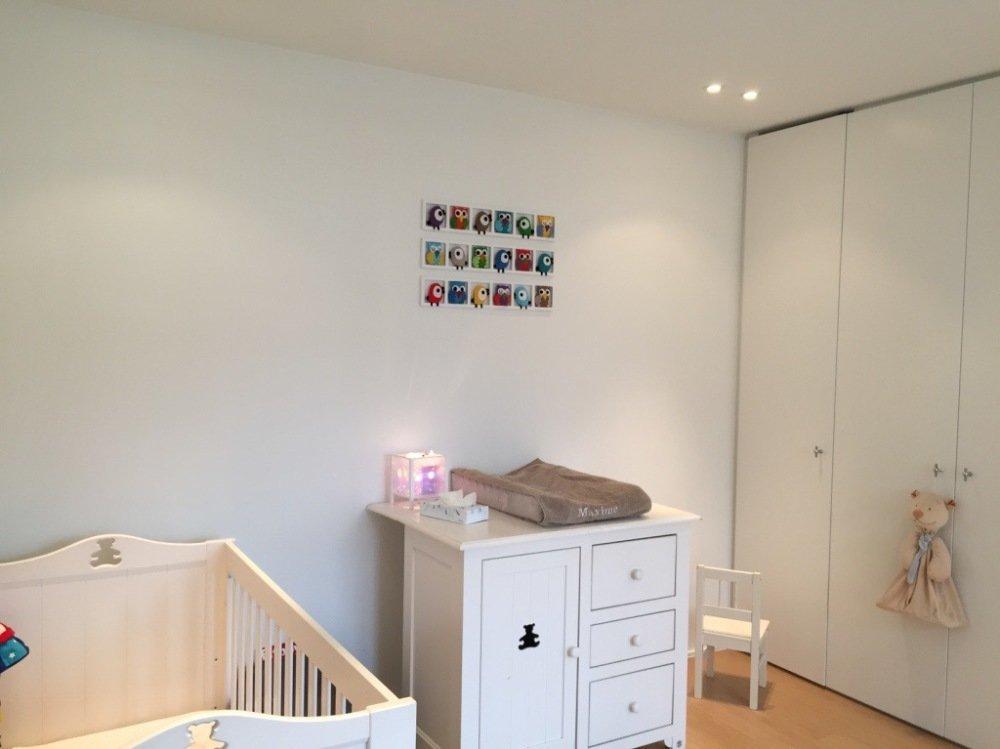 Décoration murale pour chambre d\'enfant et bébé originale et unique! rose  et lila - chambre bebe fille