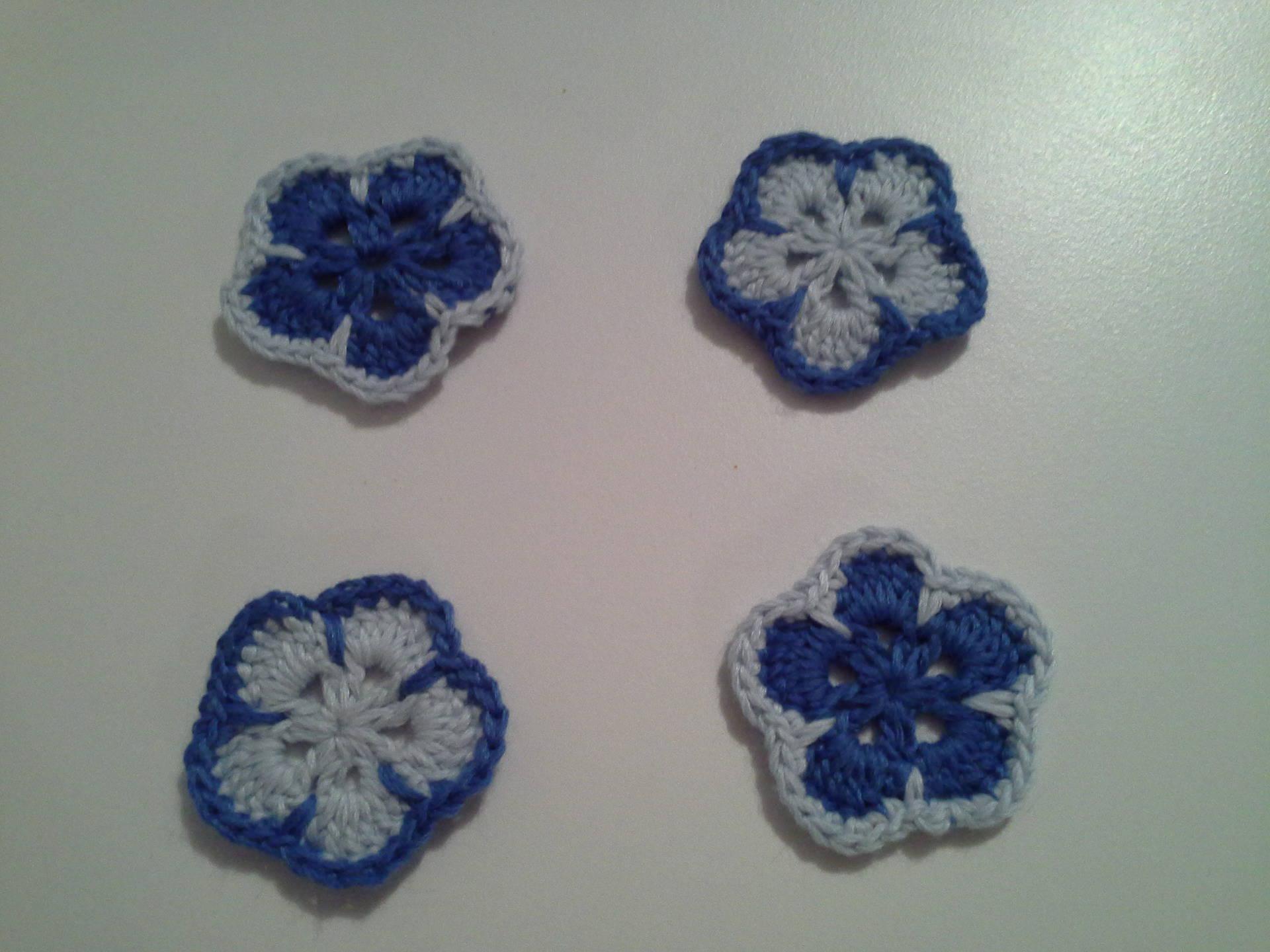 Lot de 4 Crochet