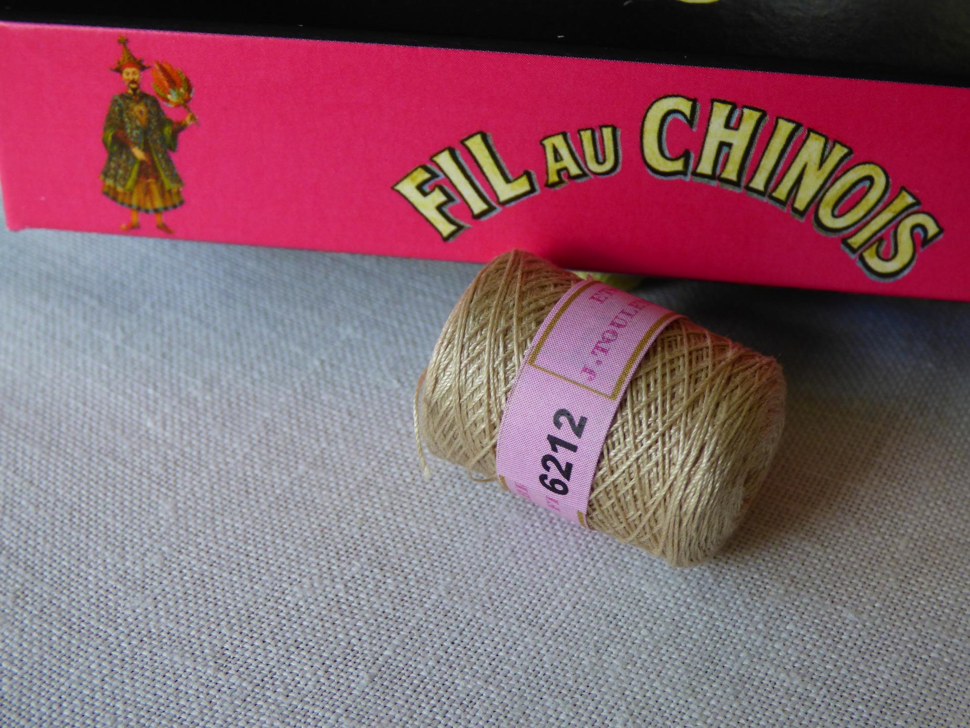 Cocon au Chinois  beige 6212