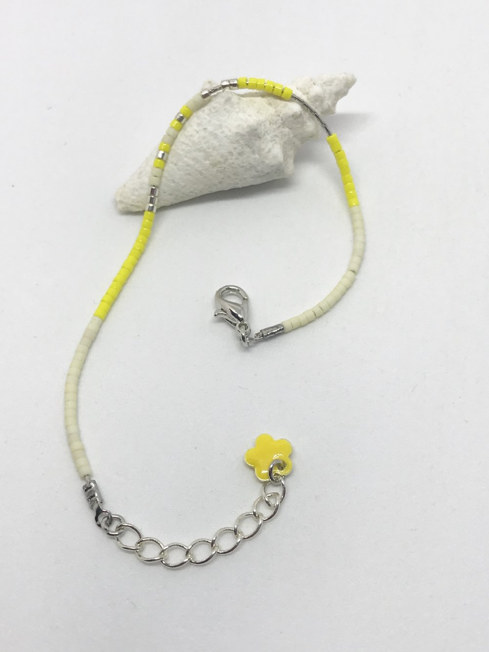 Bracelet simple ALLTIME - tons jaune
