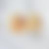 Doudou méduse jaune
