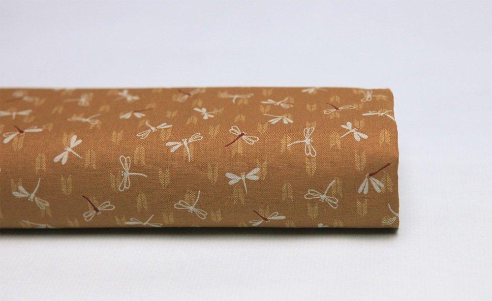 Tissu Japonais Libellules