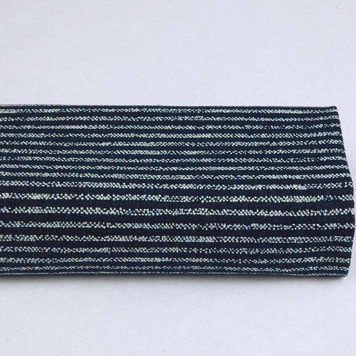 Tissu rayures tradition japonais