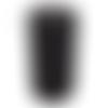 Bobine cordon viscose,  gris plomb -  réalisation de sacs, pochettes, cabas