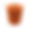 Bobine cordon viscose, mix orange  -  réalisation de sacs, pochettes, cabas