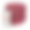 Scuby velvet de katia, col 105, rose , gros fil macramé