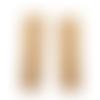 Anses de sac or travaillé, 58 x 2 cm