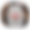 Laine katia inca noir, coloris 353, marron noir