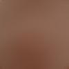 Fond de sac marron cuir, 23 cm