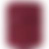 Trapilho rouge amarante , coton