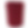 Trapilho summer rouge foncé