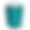 Trapilho vert fougère claire  , coton