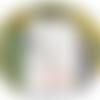 Laine katia flash, coloris   401 - vert-jaune -turquoise