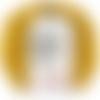 Laine katia mindwoolness coloris   57 - moutarde