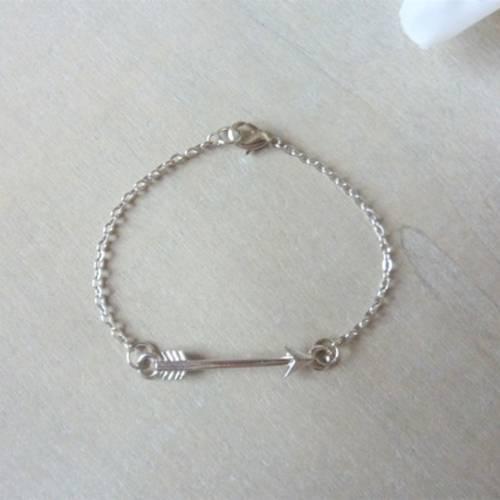 bracelet femme fleche