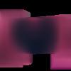 Masque grand public  homologué cat.2  , couleur noir  liens lie-de-vin
