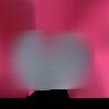 Masque grand public  homologué cat.2  , couleur sable, liens rose