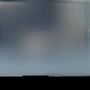 Pochette  à rabat en polycoton bleu et motif de feuillage