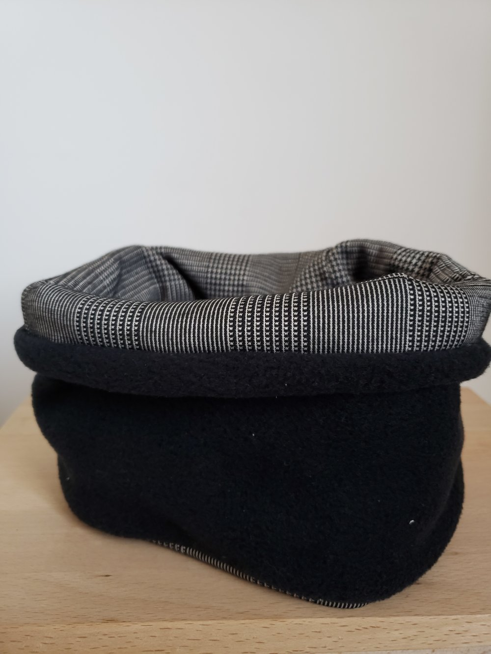 Snood adulte réversible
