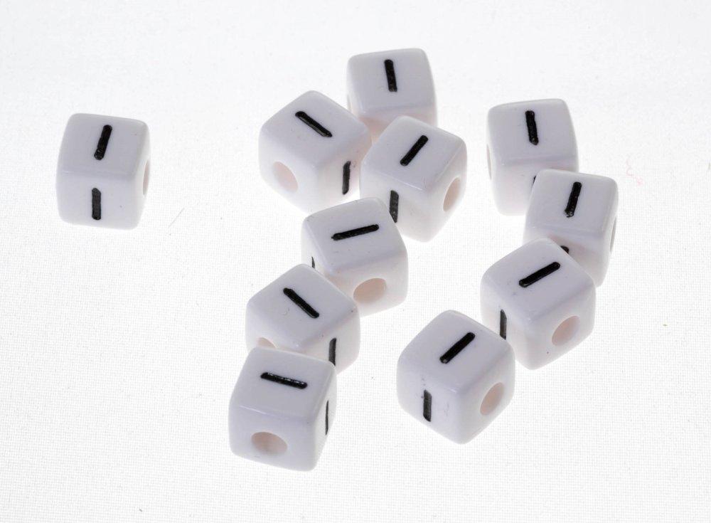 10 lettre alphabet I 10mm