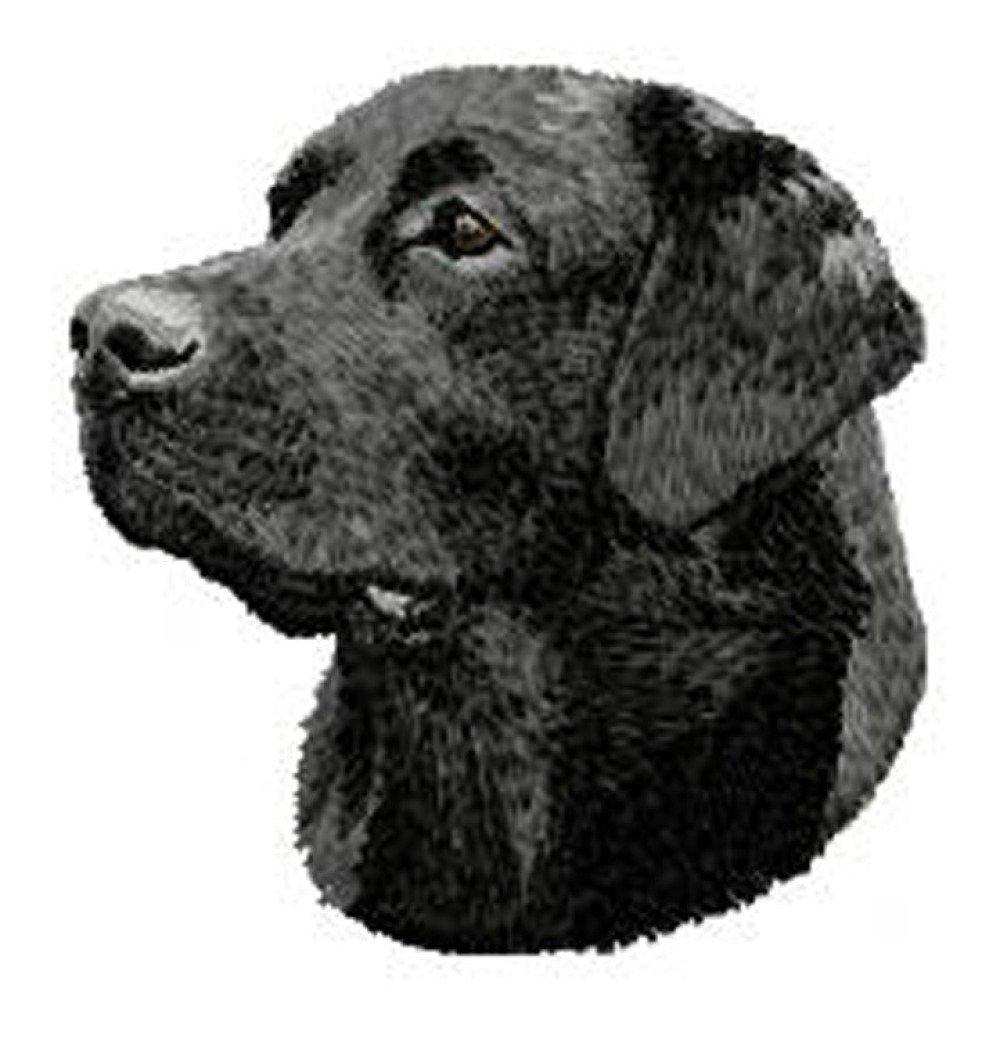 Écusson brodé Labrador retriever