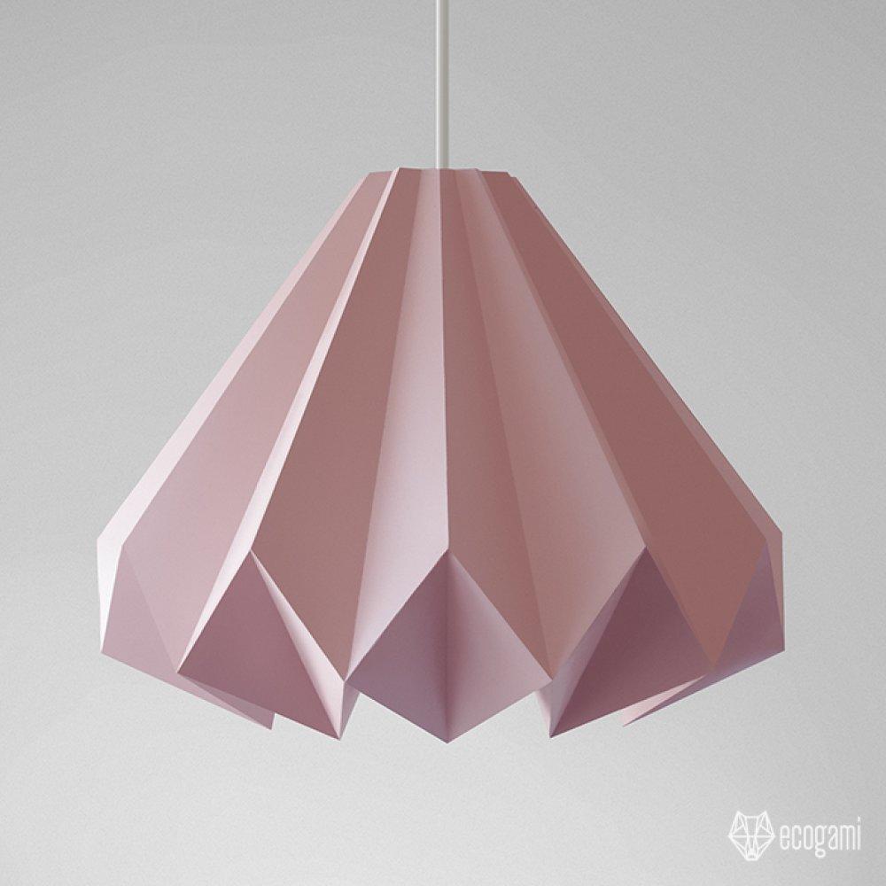 Patron Abat Jour Papier abat-jour en papier origami i