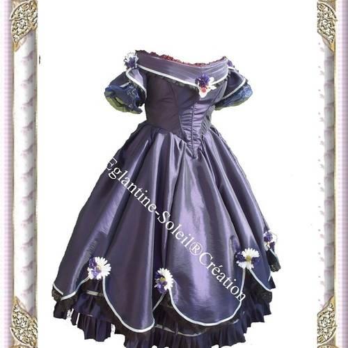 Robe Victorienne Tsarine Mariee Atypique Sur Mesure Un Grand Marche
