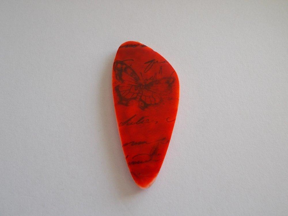 pendentif en argile polymère pour création