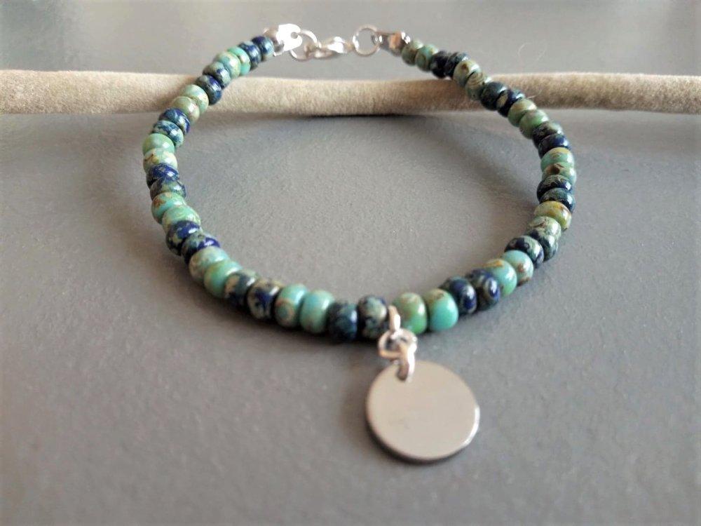 bracelet en perles miuyki picasso