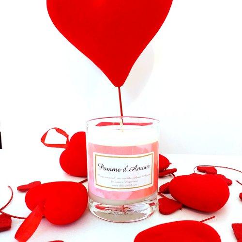 "Bougie ""saint valentin"""