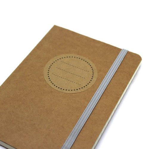 Etiquettes autocollantes cahier