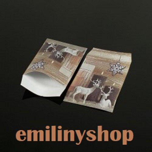 lot 50 pochette sachet fantaisie papier 29x21 baroque emballage cadeaux,bijoux