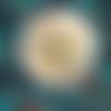 Créoles turquoises