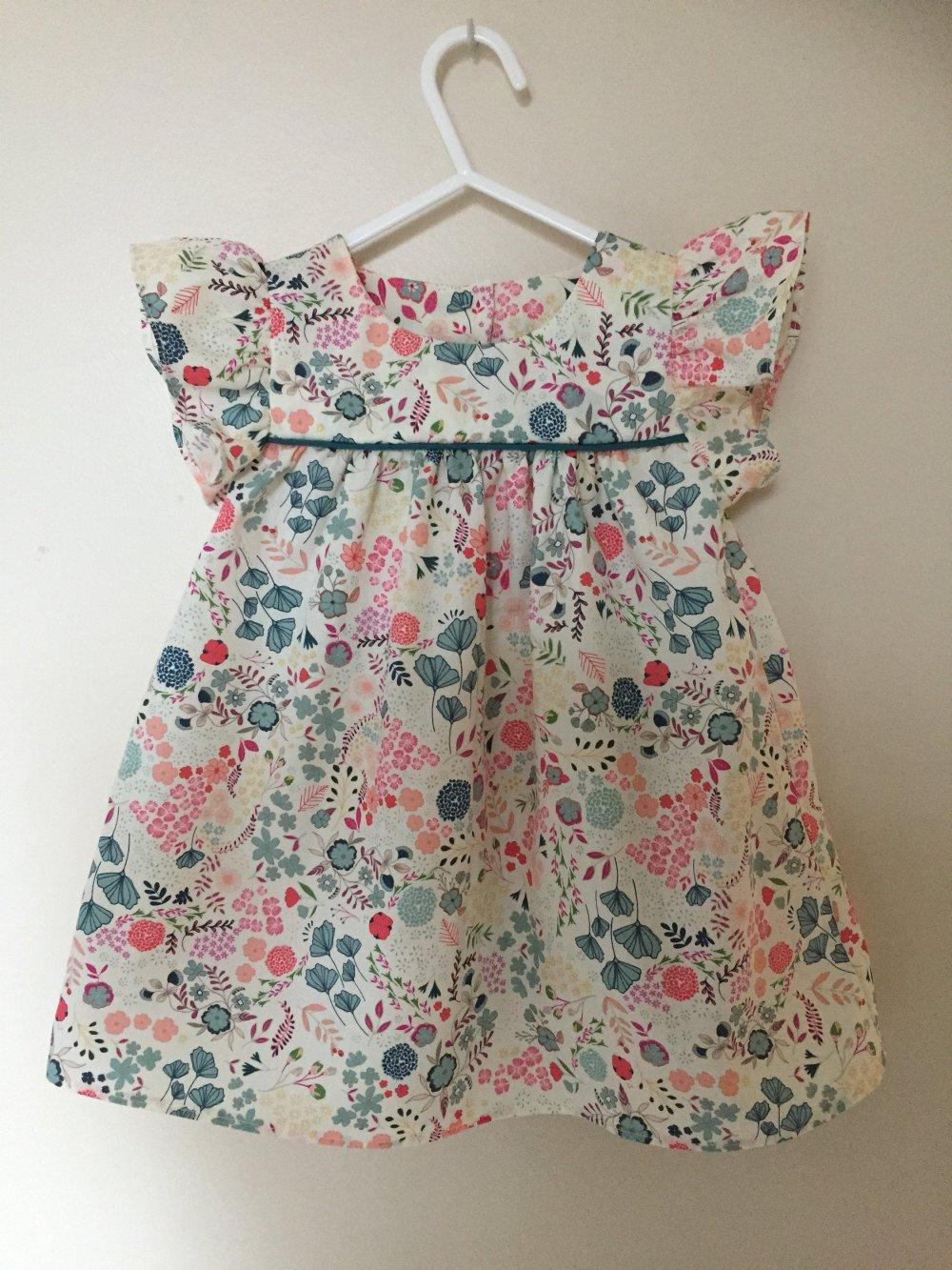 robe pimprenelle