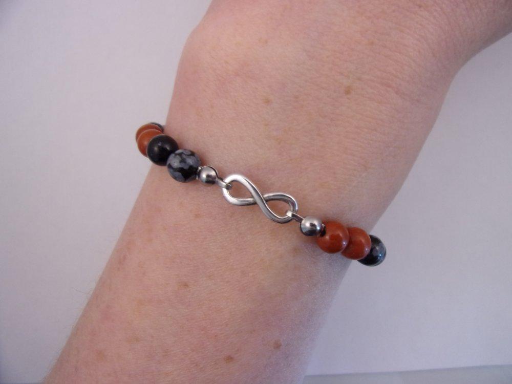 Bracelet énergétique «Digestion» 16 cm