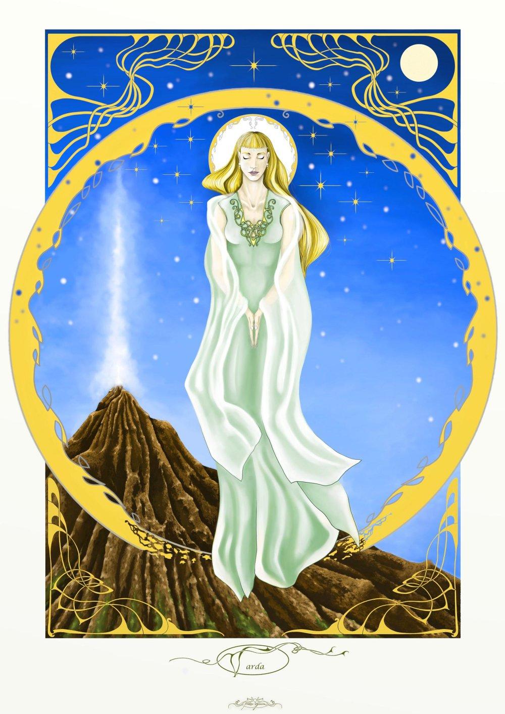 La dame des étoiles