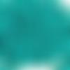 4g de perles de rocaille en verre opaque, coloris turquoise, 4 mm, 6/0