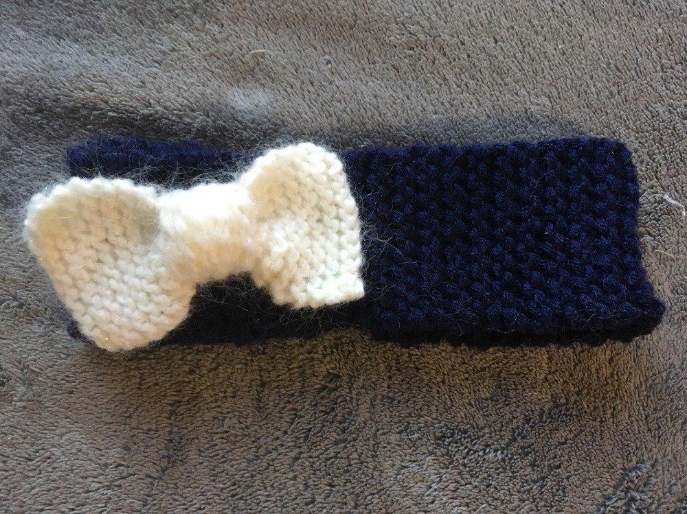 bandeau ou headband pour fille bébé / reborn