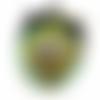 Pendentif orgone chakra du cœur