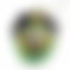 Pendentif orgone chakra 3ème œil