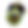 Pendentif orgone chakra solaire