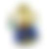 Orgone énergétique ganesh transparent et quartz