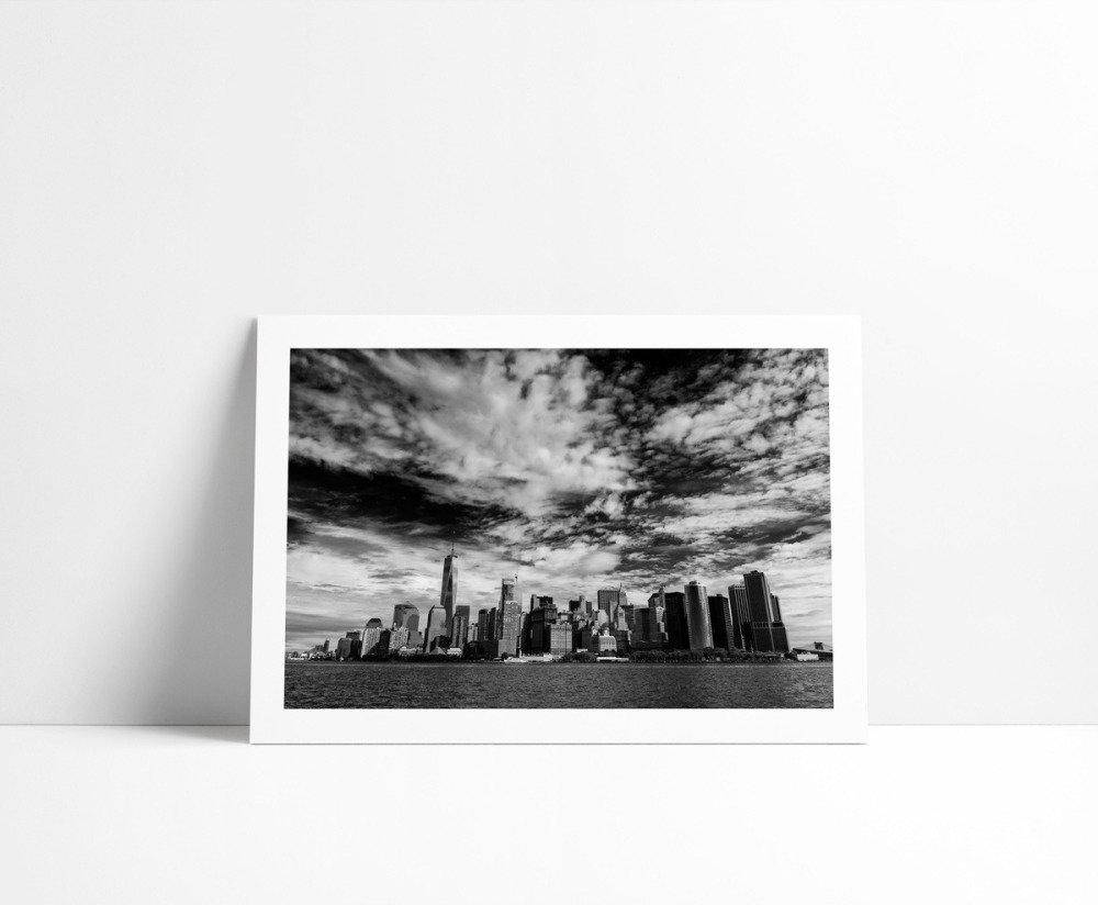 Lower Manhattan, Tirage Fine Art 30 x 45 cm