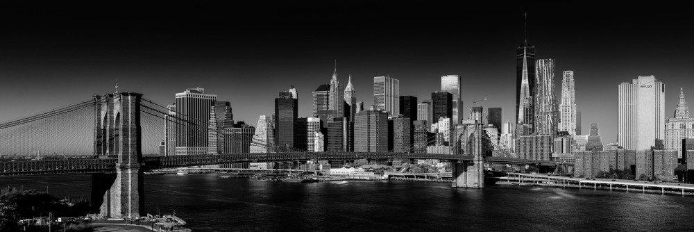 Lower Manhattan #3, Tirage Fine Art 30 x 90 cm