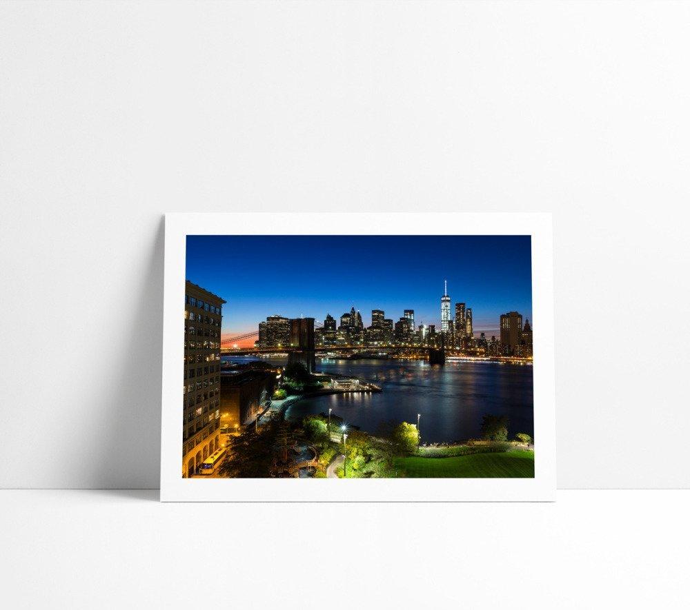 Lower Manhattan #2, Tirage Fine Art 30 x 40 cm