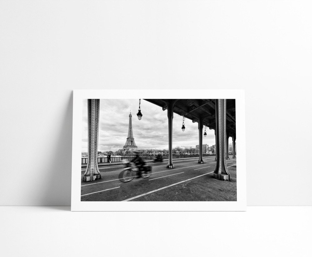 Paris #1, Tirage Fine Art 20 x 30 cm