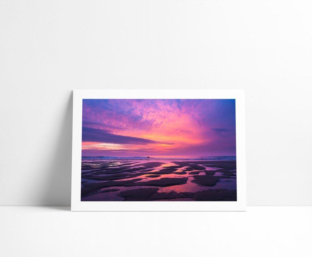 Surfer à La Palue, Tirage Fine Art 30 x 45 cm