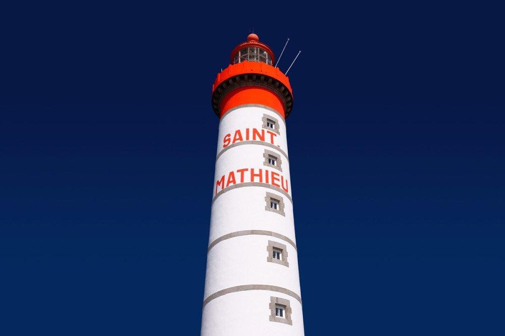 Le Phare Saint-Mathieu, Tirage Fine Art 20 x 30 cm