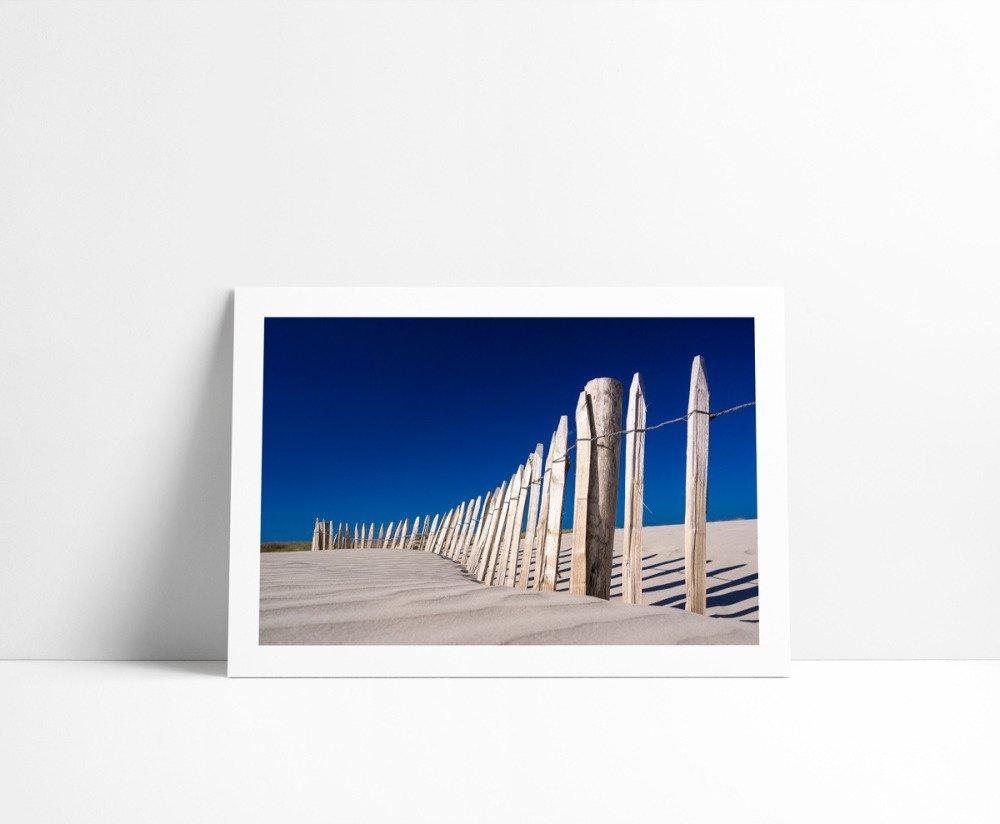 Ganivelle, Tirage Fine Art 15 x 21 cm