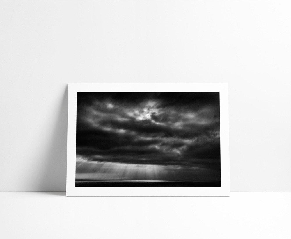 Rayons de Soleil #2, Tirage Fine Art 30 x 45 cm